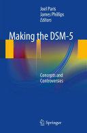 Making the DSM-5 Pdf/ePub eBook
