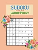 Sudoku Puzzles Book Large Print