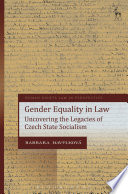 Gender Equality in Law Book