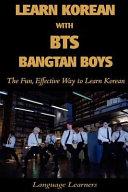 Learn Korean with BTS (Bangtan Boys)