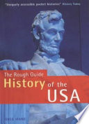 The Rough Guide History Of The Usa