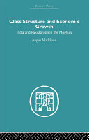 Class Structure and Economic Growth [Pdf/ePub] eBook