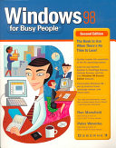 Windows 98 for Busy People