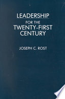 Leadership for the Twenty first Century Book