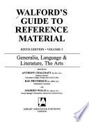 Generalia, Language & Literature, the Arts