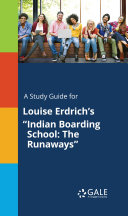 Pdf A Study Guide for Louise Erdrich's