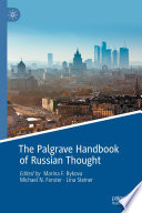 The Palgrave Handbook of Russian Thought