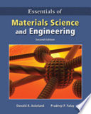 Essentials of Materials Science & Engineering