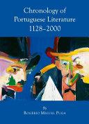 Pdf Chronology of Portuguese Literature Telecharger