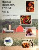 Michigan Agricultural Statistics