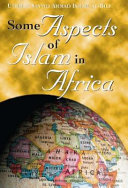 Some Aspects Of Islam In Africa