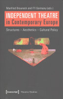 Pdf Independent Theatre in Contemporary Europe