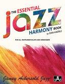 The Essential Jazz Harmony Book Book