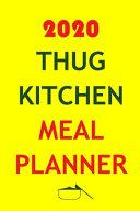 2020 Thug Kitchen Meal Planner