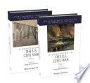 A Companion to the U S  Civil War
