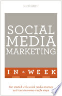 Social Media Marketing In A Week Book