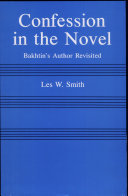 Confession in the Novel