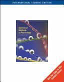 Statistical Methods For Psychology Book PDF