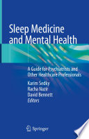 Sleep Medicine and Mental Health Book