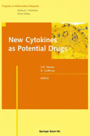 New Cytokines as Potential Drugs