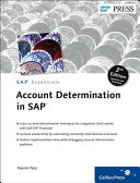 Account Determination in SAP