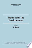 Water   the Environment