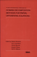 Fourth International Symposium on Domain Decomposition Methods for Partial Differential Equations
