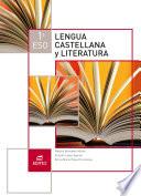 Lengua castellana y Literatura 1º ESO (Ed.Trimestralizada)