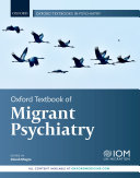 Pdf Oxford Textbook of Migrant Psychiatry Telecharger