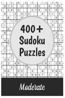 400  Sudoku Puzzles Easy