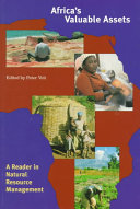 Africa s Valuable Assets Book