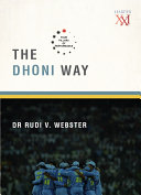 The Dhoni Way : The Four Pillars of Performance [Pdf/ePub] eBook