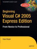 Beginning Visual C  2005 Express Edition