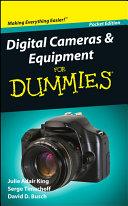 Digital Cameras and Equipment For Dummies  Pocket Edition