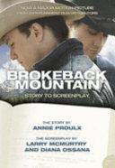 Brokeback Mountain banner backdrop