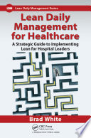 Lean Daily Management for Healthcare