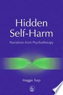 Hidden Self Harm