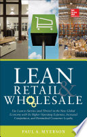 Lean Retail and Wholesale Book