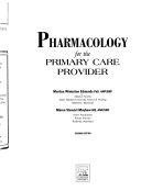 Pharmacology For The Primary Care Provider Book PDF