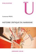 Pdf Histoire critique du marxisme Telecharger