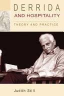 Derrida and Hospitality