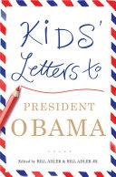 Pdf Kids' Letters to President Obama