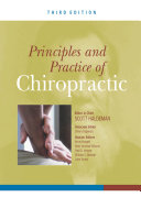 Principles and Practice of Chiropractic  Third Edition
