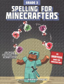 Spelling for Minecrafters  Grade 3
