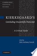 Kierkegaard s  Concluding Unscientific Postscript  Book PDF