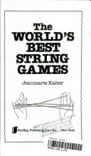 The World s Best String Games