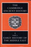 The Cambridge Ancient History Book