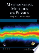 Mathematical Methods For Physics Book PDF