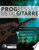 Progressive Metal Gitarre