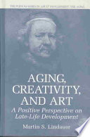 Aging  Creativity and Art
